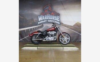 2009 Harley-Davidson Sportster Custom for sale 200976314