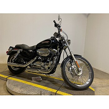 2009 Harley-Davidson Sportster Custom for sale 201038220