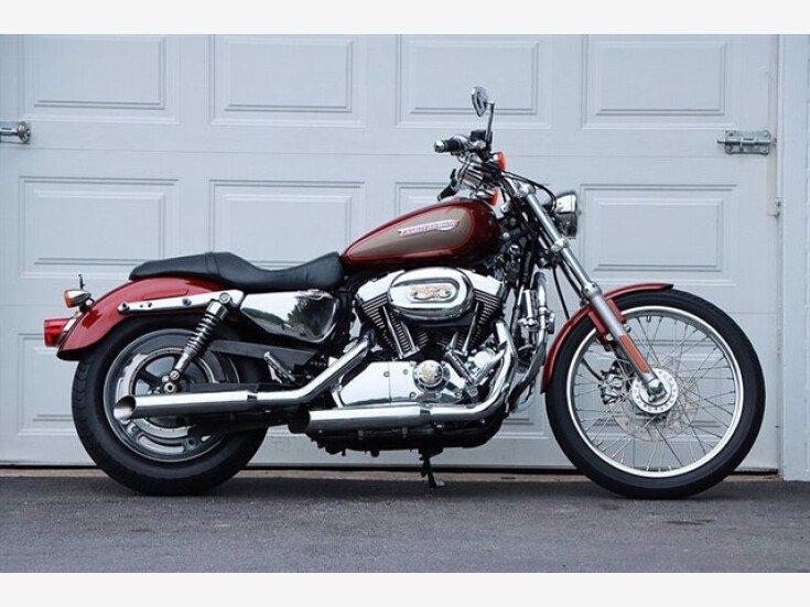 2009 Harley-Davidson Sportster Custom for sale 201162726