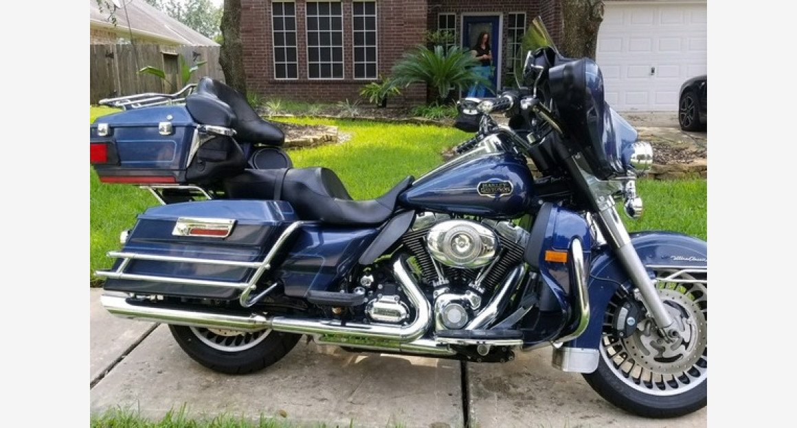 2009 Harley-Davidson Touring for sale 200558685