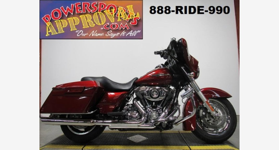 2009 Harley-Davidson Touring Street Glide for sale 200647262