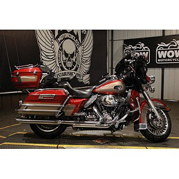 2009 Harley-Davidson Touring for sale 200720201