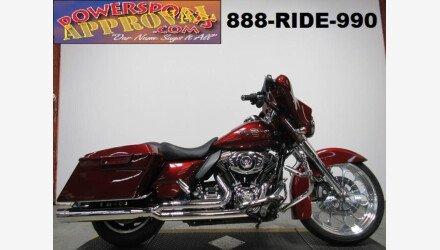 2009 Harley-Davidson Touring Street Glide for sale 200690219