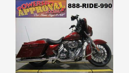2009 Harley-Davidson Touring Street Glide for sale 200705008