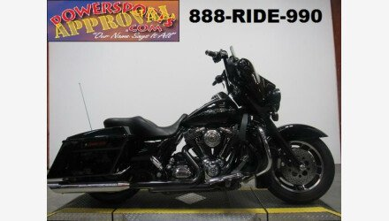 2009 Harley-Davidson Touring Street Glide for sale 200705012