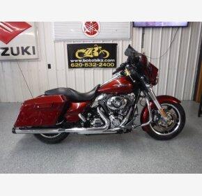 2009 Harley-Davidson Touring Street Glide for sale 200842612
