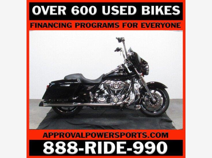2009 Harley-Davidson Touring Street Glide for sale 201050331