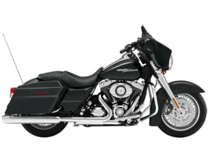 2009 Harley-Davidson Touring Street Glide for sale 201063543