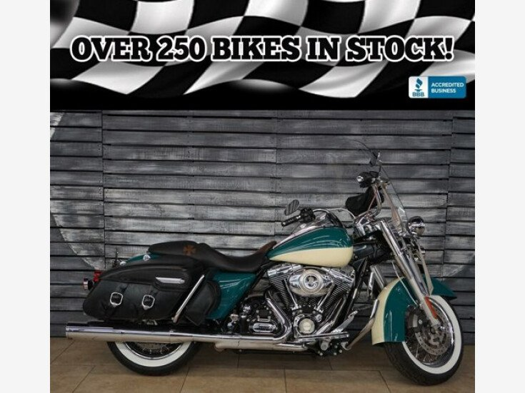 2009 Harley-Davidson Touring for sale 201081008