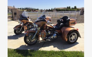 2009 Harley-Davidson Trike Ultra Classic for sale 200955202