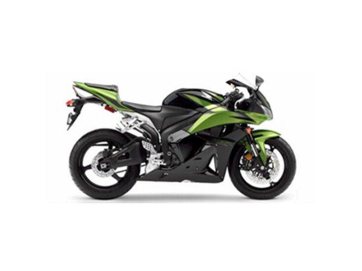 2009 Honda CBR600RR 600RR specifications