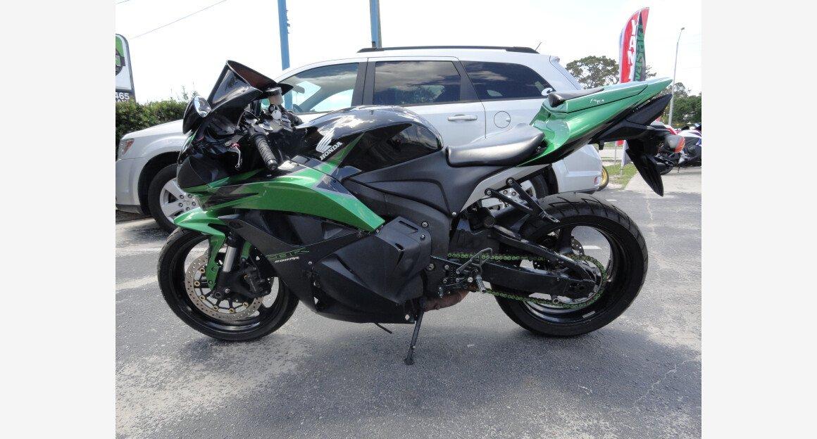 2009 Honda CBR600RR for sale 200564635