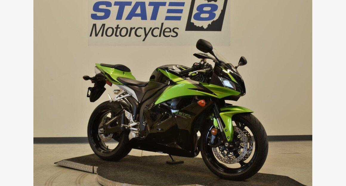 2009 Honda CBR600RR for sale 200621345