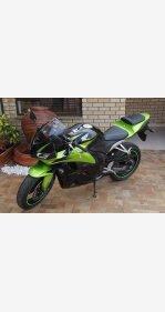 2009 Honda CBR600RR for sale 200693004