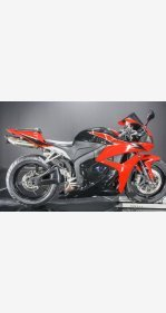 2009 Honda CBR600RR for sale 200740225