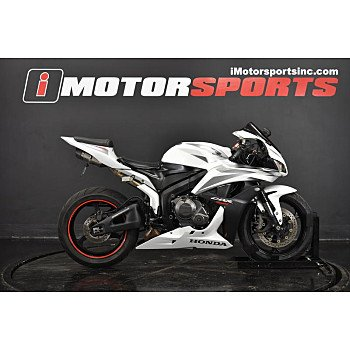 2009 Honda CBR600RR for sale 200742874