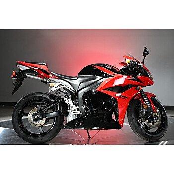 2009 Honda CBR600RR for sale 201160632
