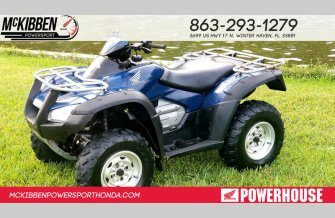 2009 Honda FourTrax Rincon for sale 200711037