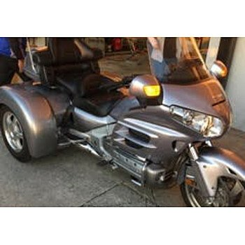 2009 Honda Gold Wing for sale 200518834