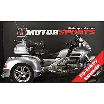 2009 Honda Gold Wing for sale 200699258