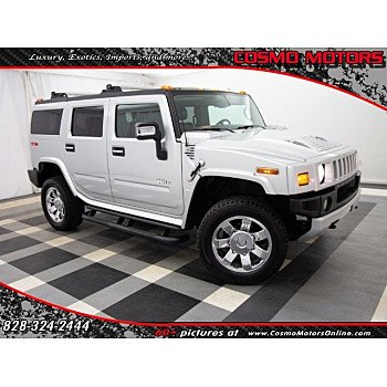 2009 Hummer H2 Luxury for sale 101104584