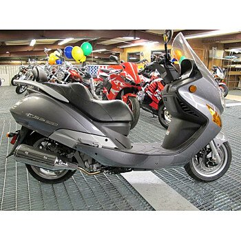 2009 Hyosung MS3-250 for sale 200395326