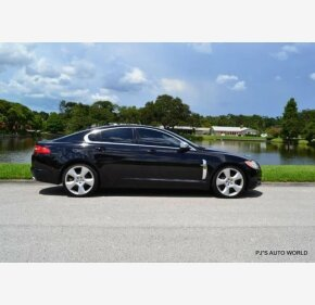 2009 Jaguar XF Supercharged for sale 101025064