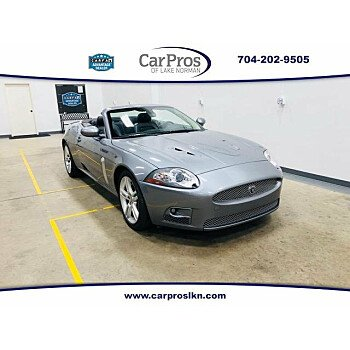 2009 Jaguar XK R Convertible for sale 100982347