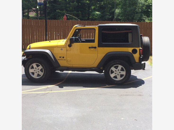 2009 Jeep Wrangler 4WD Unlimited X for sale 100771504