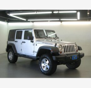 2009 Jeep Wrangler 4WD Unlimited Rubicon for sale 101052481