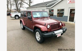 2009 Jeep Wrangler 4WD Unlimited Sahara for sale 101058215