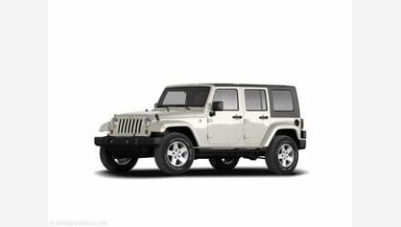 2009 Jeep Wrangler 4WD Unlimited X for sale 101112266