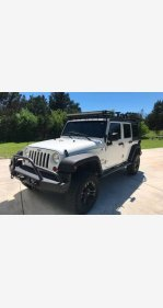 2009 Jeep Wrangler 4WD Unlimited X for sale 101128423