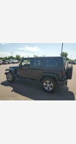 2009 Jeep Wrangler 4WD Unlimited Sahara for sale 101191298