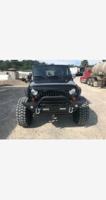 2009 Jeep Wrangler 4WD Unlimited Sahara for sale 101192676