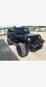 2009 Jeep Wrangler 4WD Unlimited Sahara for sale 101206424