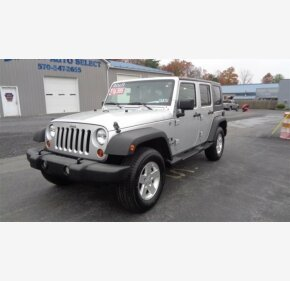 2009 Jeep Wrangler 4WD Unlimited X for sale 101231105
