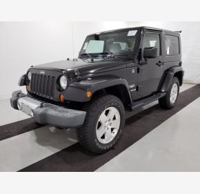 2009 Jeep Wrangler 4WD Sahara for sale 101239776
