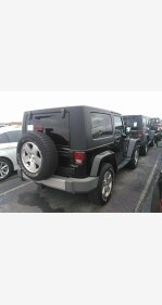 2009 Jeep Wrangler 4WD Sahara for sale 101239776