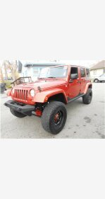 2009 Jeep Wrangler 4WD Unlimited Sahara for sale 101249561