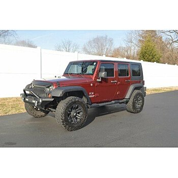 2009 Jeep Wrangler 4WD Unlimited X for sale 101287494