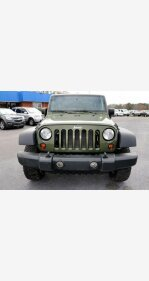 2009 Jeep Wrangler 4WD Rubicon for sale 101300747