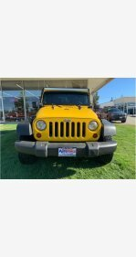 2009 Jeep Wrangler for sale 101325479