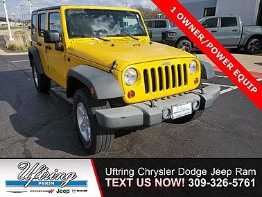 2009 Jeep Wrangler for sale 101398215