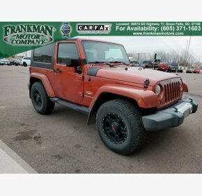 2009 Jeep Wrangler for sale 101415245