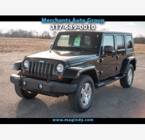 2009 Jeep Wrangler for sale 101432565