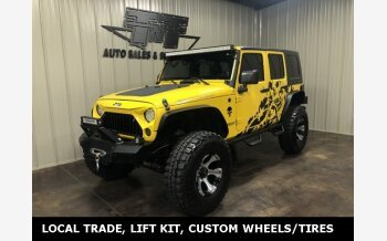2009 Jeep Wrangler for sale 101607049