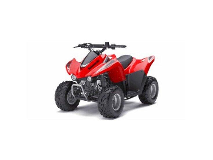 2009 Kawasaki KFX80 50 specifications