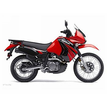 2009 Kawasaki KLR650 for sale 200613872