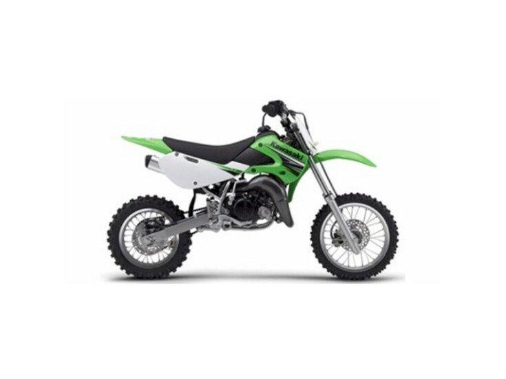2009 Kawasaki KX100 65 specifications